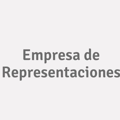 Empresa De Representaciones