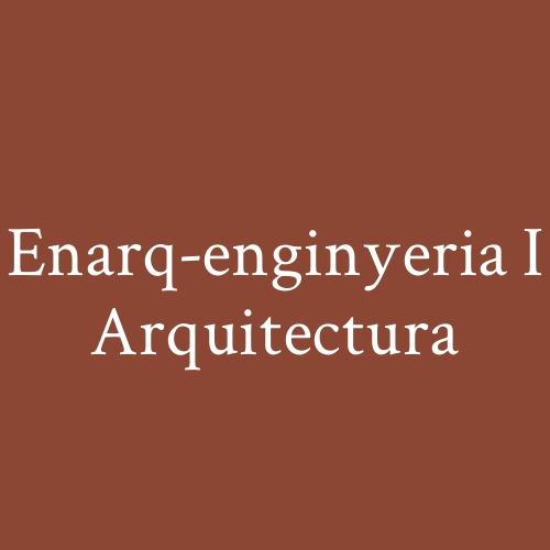enarq-enginyeria i arquitectura