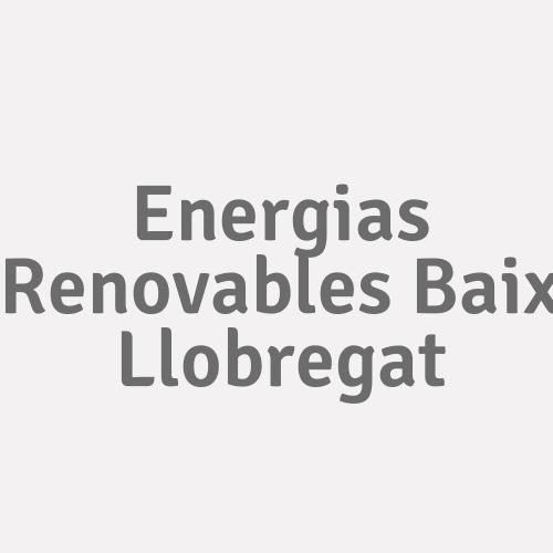 Energias Renovables Baix Llobregat