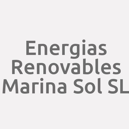 Energias Renovables Marina Sol S.L.