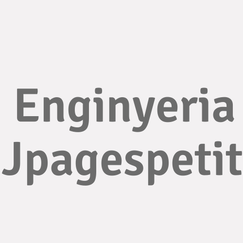 Enginyeria J.pagespetit