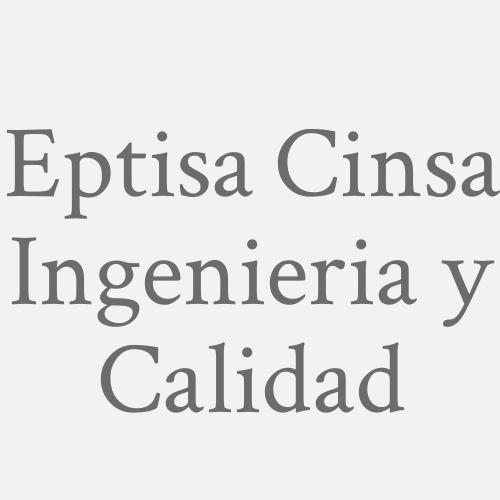 Eptisa Cinsa Ingenieria y Calidad