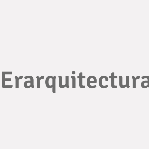 E.r.arquitectura