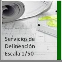 Servicios De Delineación Escala 1/50