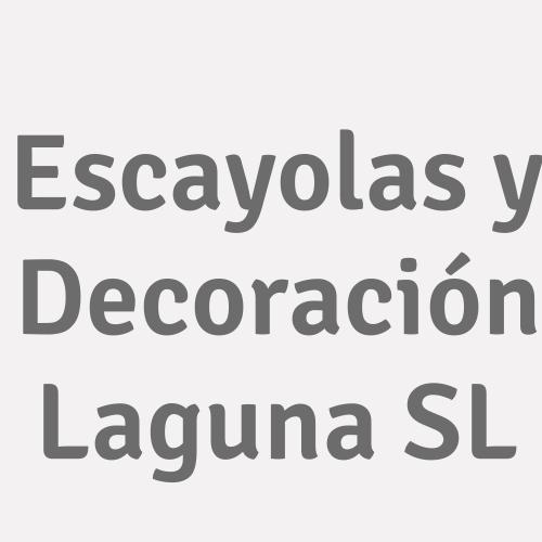 Escayolas y Decoración Laguna SL