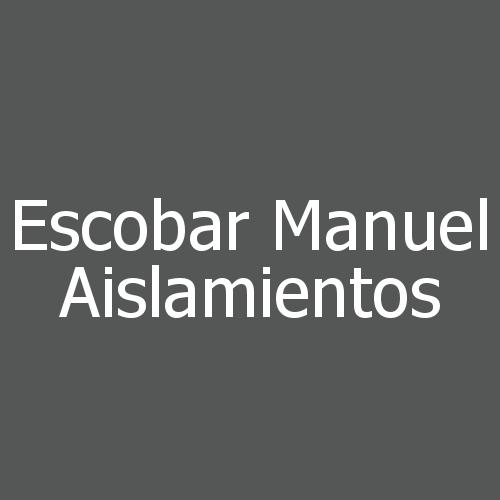Escobar Manuel Aislamientos