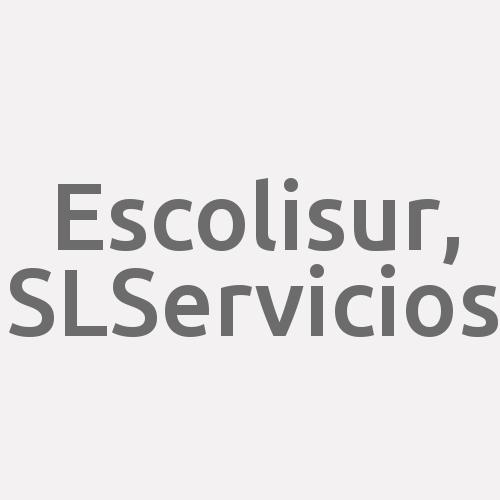 Escolisur, S.L. Servicios
