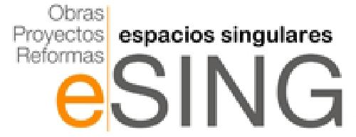 """""""eSING Espacios Singulares""""…"""