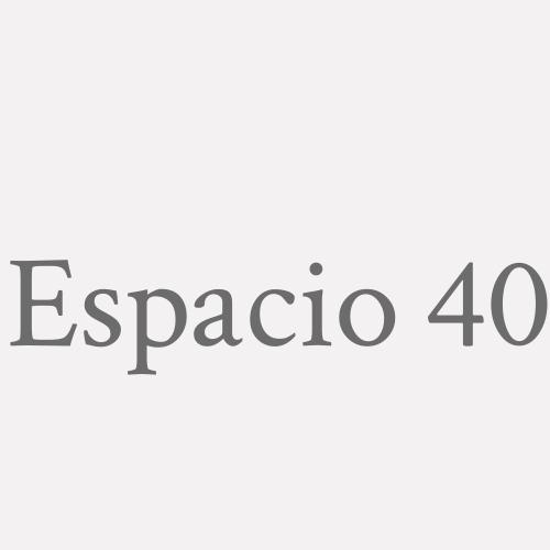 Espacio 40