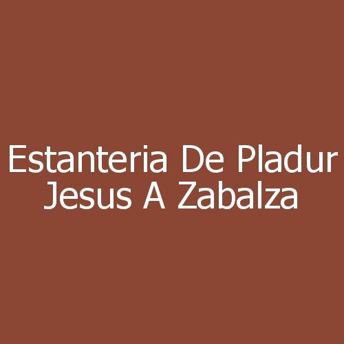 Estanteria De Pladur Jesus A Zabalza