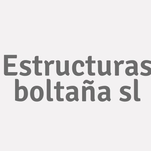 Estructuras Boltaña S.l