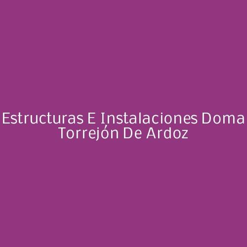 Estructuras e Instalaciones Doma Torrejón de Ardoz