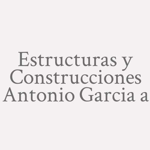 Estructuras y Construcciones Antonio García