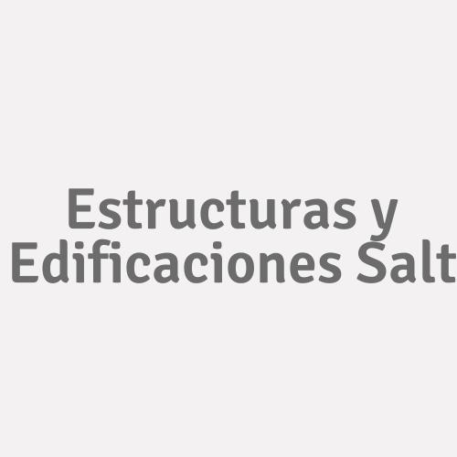 Estructuras Y Edificaciones Salt