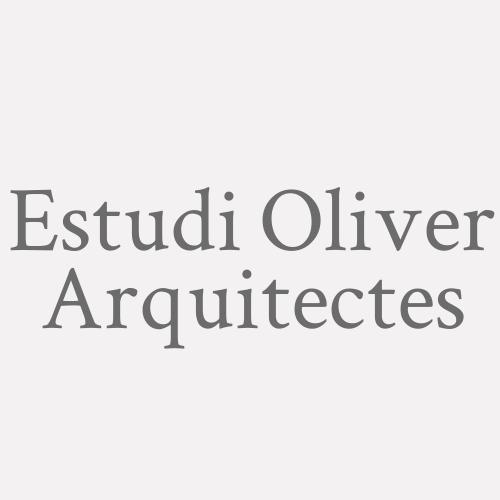 Estudi Oliver Arquitectes