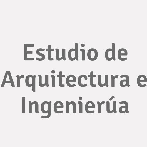 Estudio De Arquitectura E Ingeniería