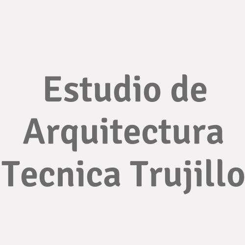 Estudio De Arquitectura Tecnica Trujillo