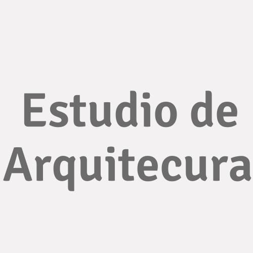 Estudio De Arquitecura
