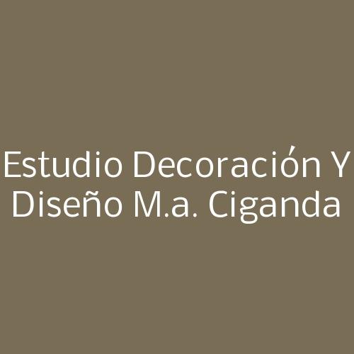 Estudio Decoración Y Diseño M.a. Ciganda