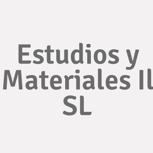 Estudios Y Materiales Il S.l.