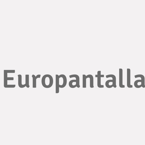 Europantalla