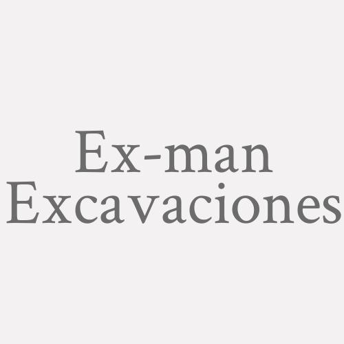 Ex-man Excavaciones