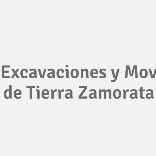 Excavaciones Y Mov. De Tierra Zamorata