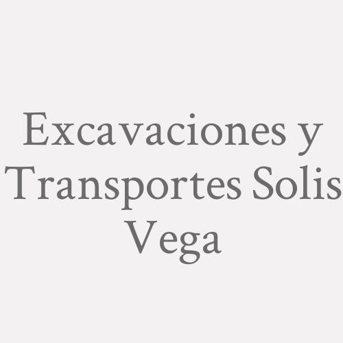 Excavaciones y Transportes Solis Vega