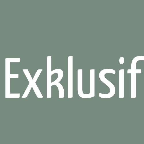 Exklusif