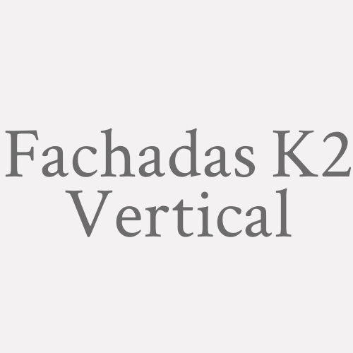 Fachadas K2 Vertical