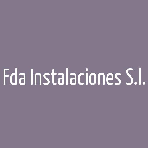 FDA Instalaciones S.L.
