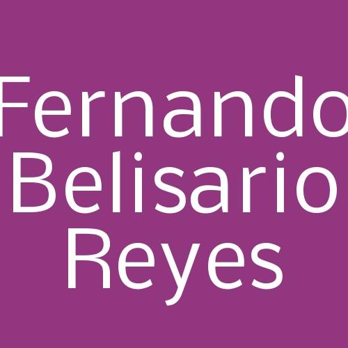 Fernando Belisario Reyes