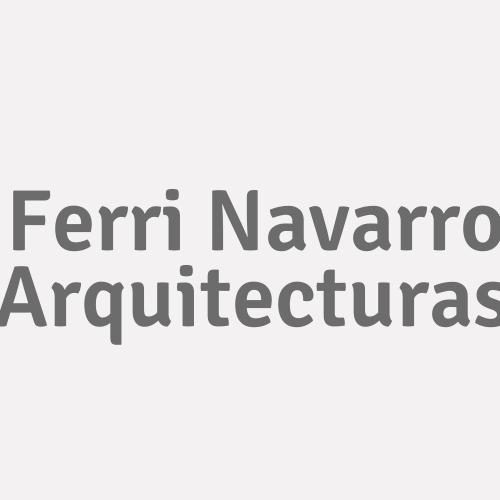 Ferri Navarro Arquitecturas