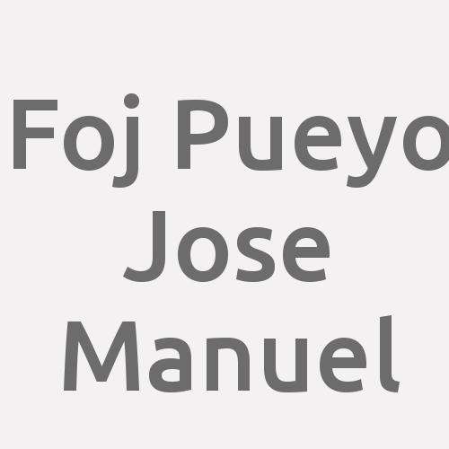 Foj Pueyo  Jose Manuel