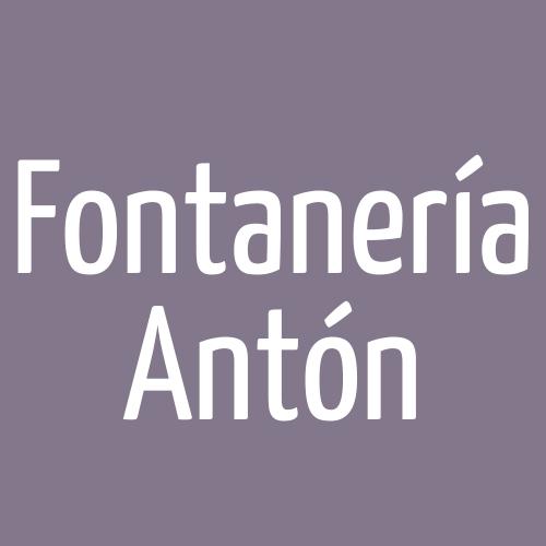 Fontanería Antón