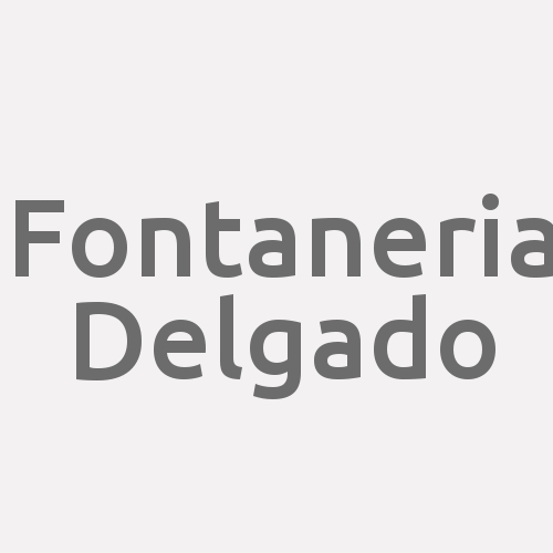 Fontaneria Delgado