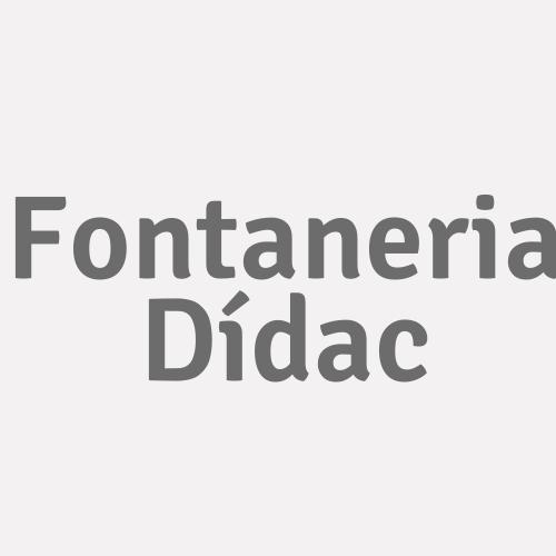 Fontaneria Dídac