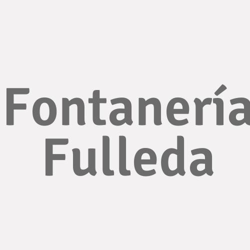 Fontanería Fulleda