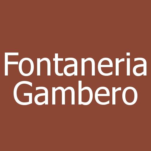 Fontaneria Gambero