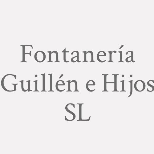 Fontanería Guillén e Hijos SL