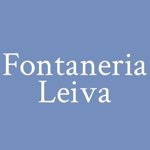 Fontaneria Leiva