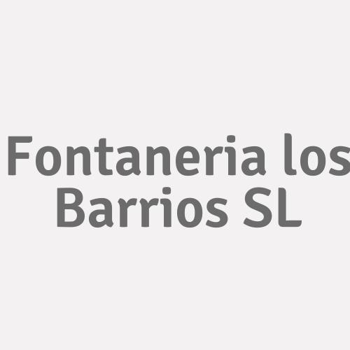 Fontaneria Los Barrios S.L.