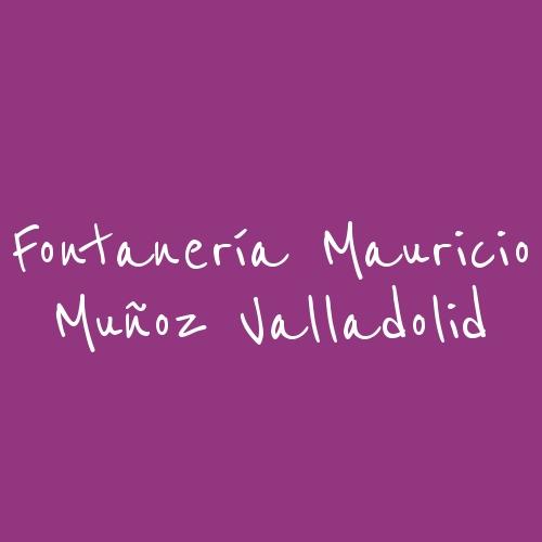Fontanería Mauricio Muñoz Valladolid