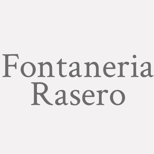 Fontaneria Rasero