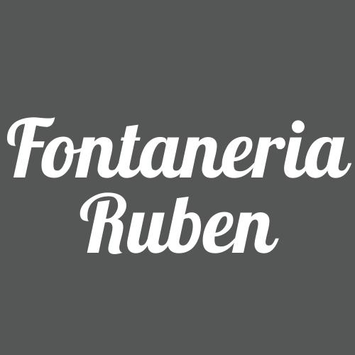 Fontanería Ruben