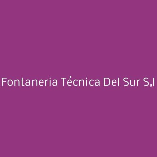 Fontaneria Técnica Del Sur S,l