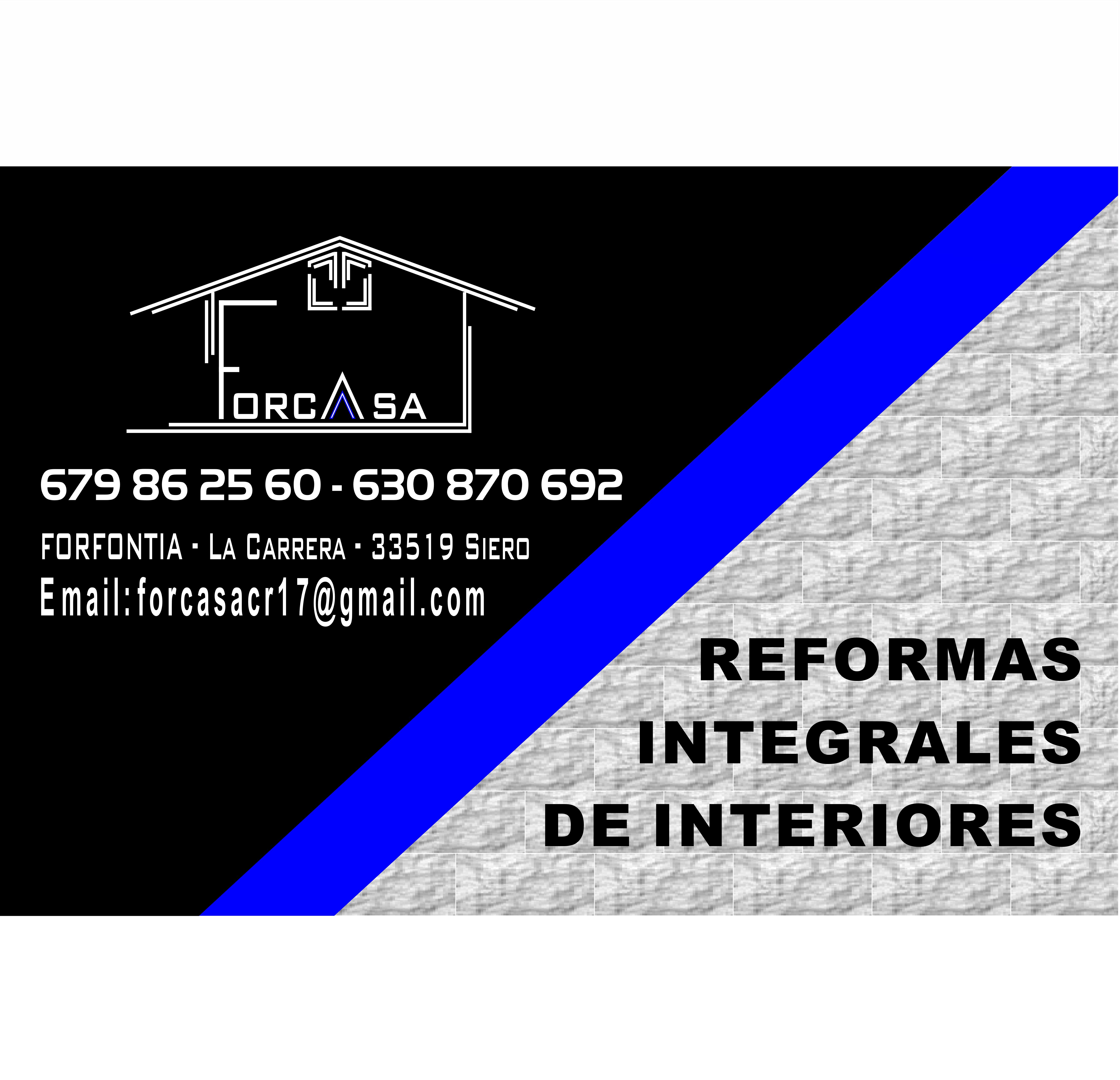 Forcasa Construcciones Y Reformas Integrales S.l