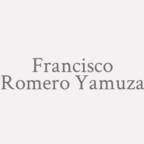 Francisco Romero Yamuza