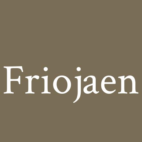 Friojaen