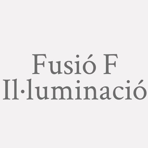 Fusió F Il·luminació